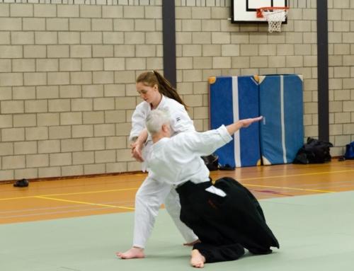Waarom aikido geen wedstrijden heeft