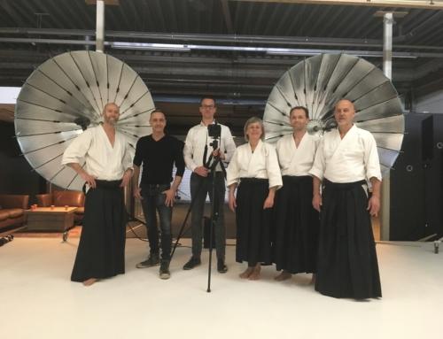 Aikido shoot met snelste flitser ter wereld